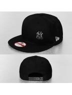 New Era Snapback Cap Flawless NY Yankees schwarz