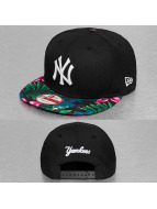 New Era Snapback Cap NY Yankees schwarz