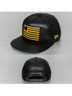 New Era Snapback Cap Wu Tang schwarz