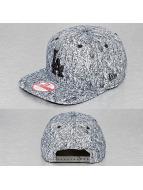 New Era Snapback Cap Slicked Prime LA Dodgers schwarz