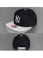New Era Snapback Cap Contrast Diamond NY Yankees schwarz