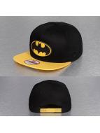 New Era Snapback Cap Hero Web Batman schwarz