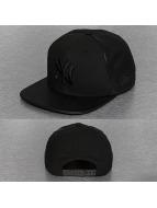 New Era Snapback Cap Texture Mid NY Yankees schwarz