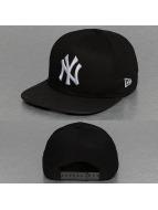New Era Snapback Cap MLB Poly Core NY Yankees 9Fifty schwarz