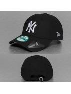 New Era Snapback Cap Diamond Essential NY Yankees 9Forty schwarz