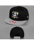 New Era Snapback Cap Jersey Team Anaheim Ducks schwarz