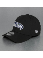 New Era Snapback Cap Emea Seattle Seahawks schwarz