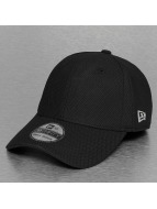 New Era Flexfitted Cap Diamond Reflect schwarz
