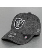 New Era Flexfitted Cap Team Sports Jersey Oakland Raiders schwarz