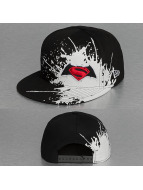 New Era Snapback Cap Splatways Superman V Batman 9Fifty schwarz