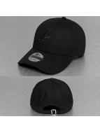 New Era Snapback Cap NBA Black On Black San Antonio Spurs 9Forty schwarz
