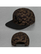 New Era Snapback Cap Camo Snap New York Yankees schwarz