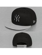 New Era Snapback Cap Reflect Vize New York Yankees schwarz