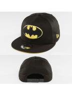 New Era Snapback Cap Team Classic Batman schwarz