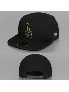 New Era Snapback Cap LA Dodgers 9Fifty schwarz