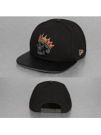 New Era Snapback Cap Crownskull 9Fifty schwarz