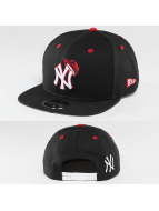 New Era Snapback Cap NY Yankees 9Fifty schwarz