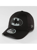 New Era Snapback Cap Reflect Batman 9Forty schwarz