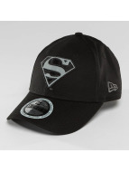 New Era Snapback Cap Reflect Superman 9Forty schwarz