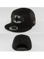 New Era Snapback Cap Reflect Batman 9Fifty schwarz