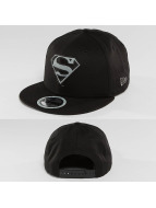 New Era Snapback Cap Reflect Superman 9Fifty schwarz