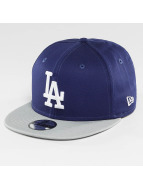 New Era Snapback Cap Essential LA Dodgers 9Fifty schwarz