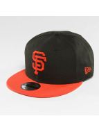 New Era Snapback Cap San Francisco Giants schwarz