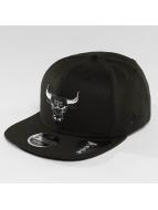 New Era Snapback Cap Blacked Out schwarz