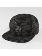 New Era Snapback Cap Night Time Reflective LA Dodgers 9Fifty schwarz