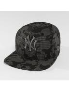 New Era Snapback Cap Night Time Reflective NY Yankees 9Fifty schwarz