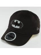 New Era Snapback Cap Reflect Batman 9Forty schwarz
