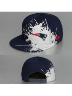 New Era Snapback Cap Splatways New England Patriots 9Fifty weiß