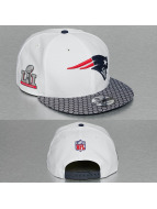 New Era Snapback Cap Super Bowl LI Opening Night New England Patriots 9Fifty weiß