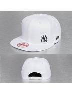 New Era Snapback Cap MLB Flawless NY Yankees white
