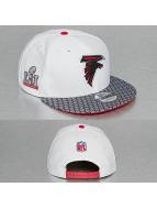 New Era Snapback Cap Super Bowl LI Opening Night Atlanta Falcons 9Fifty white