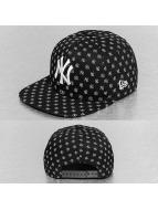New Era snapback cap Micro Pattern NY Yankees zwart