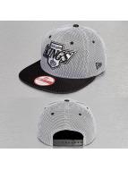 New Era snapback cap Nylon Mesh LA Kings zwart