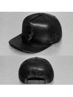 New Era snapback cap PU Bevel Ironman zwart