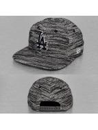 New Era snapback cap Jersey Fleck LA Dodgers zwart