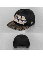 New Era snapback cap Galaxy Word Star Wars zwart