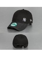 New Era snapback cap Flawless Denim Mix NY Yankees 9Forty zwart
