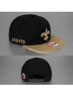 New Era snapback cap NFL New Orleans Saints Sideline zwart