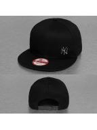 New Era snapback cap MLB New York Yankees Flawless Metal zwart