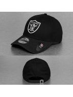 New Era snapback cap Team Heather Visor Oakland Raiders zwart