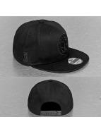 New Era snapback cap NBA Black On Black Brooklyn Nets 9Fifty zwart