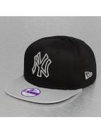 New Era snapback cap Seasonal Outline New York Yankees zwart