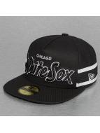 New Era snapback cap Diamark Chicago White Sox 59Fifty zwart