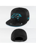 New Era snapback cap Team Classic Carolina Panthers zwart