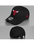 New Era snapback cap NBA Team Chicago Bulls 9Forty zwart