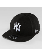 New Era snapback cap Slub NY Yankees 9Fifty zwart